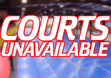 Courts Unavailable