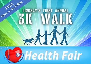 3k Walk and Health Fair