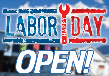 Open on Labor Day