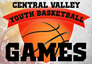 Central Valley Youth Basketball Games