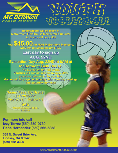volleyball tournament flyer template the best free. Black Bedroom Furniture Sets. Home Design Ideas